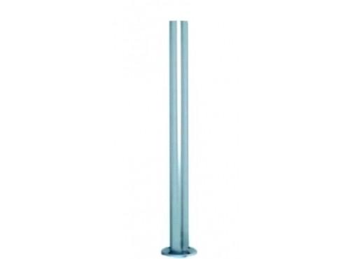 Słupek środkowy do szkła 8-10mm SLOT 2 B1