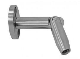 Poręcz aluminiowa AL-elox, 26x20/T22/L3000mm