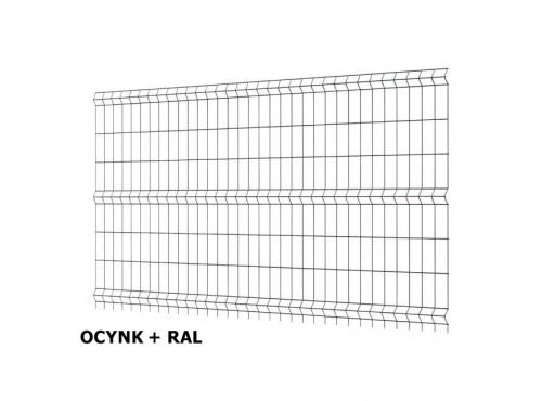 Panel ogrodzeniowy H-1500 mm Ø5 mm oczko 50x200 mm